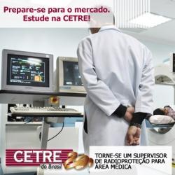 Supervisor de Radioproteção na área Médica