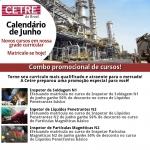 Promoção do mês de Junho da Cetre